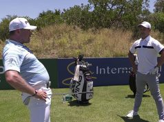 European Tour coaching with a difference!