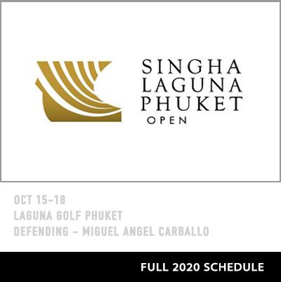 2020 Singha Laguna Open