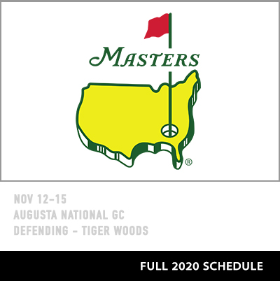 2020 The Masters