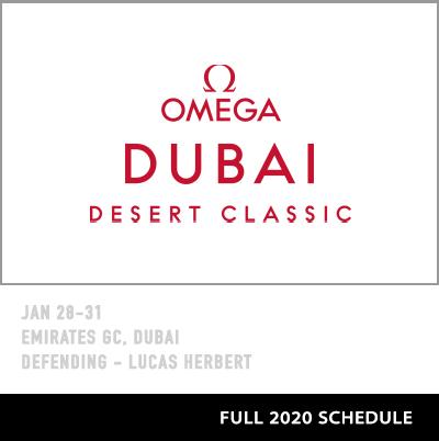 2021 Dubai Desert Classic