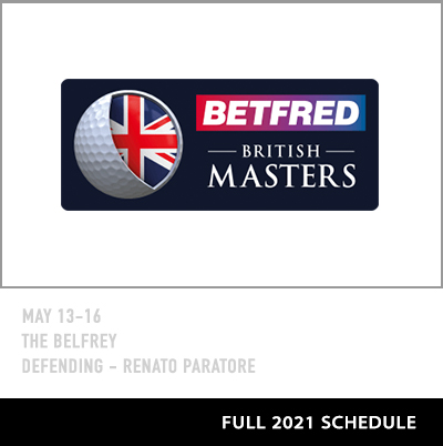 2021 British Masters
