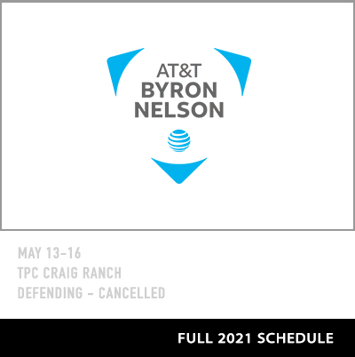 2021 AT&T Byron Nelson