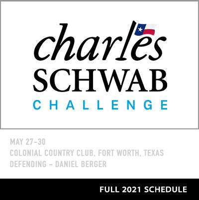 2021 Charles Schwab Challenge