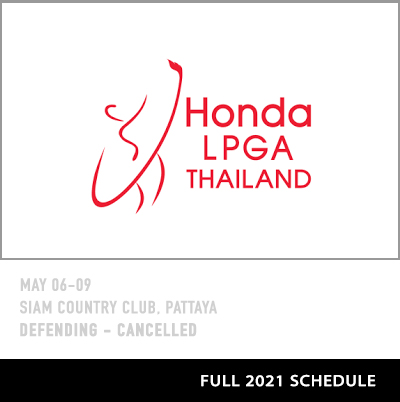 2021 Honda LPGA Thailand